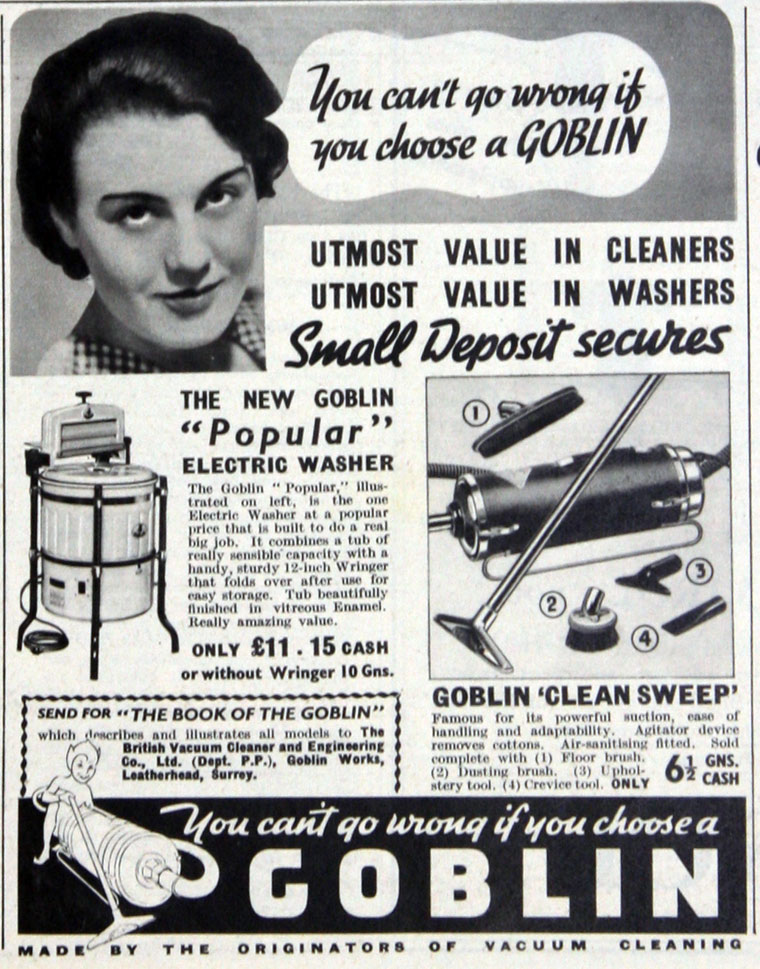 1938 Goblin Products