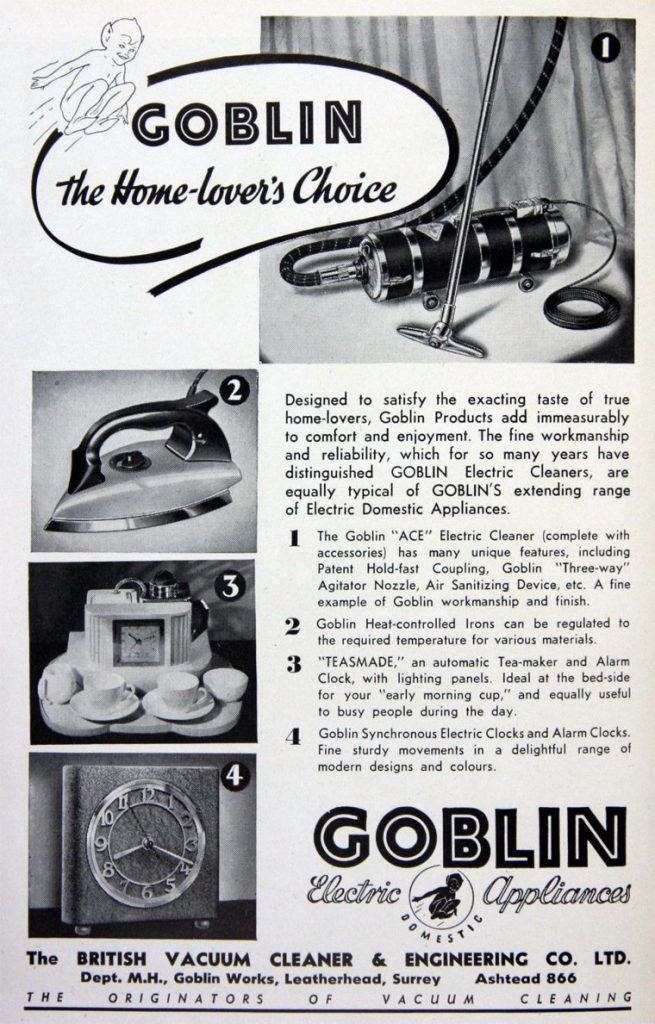 1947 Goblin Products