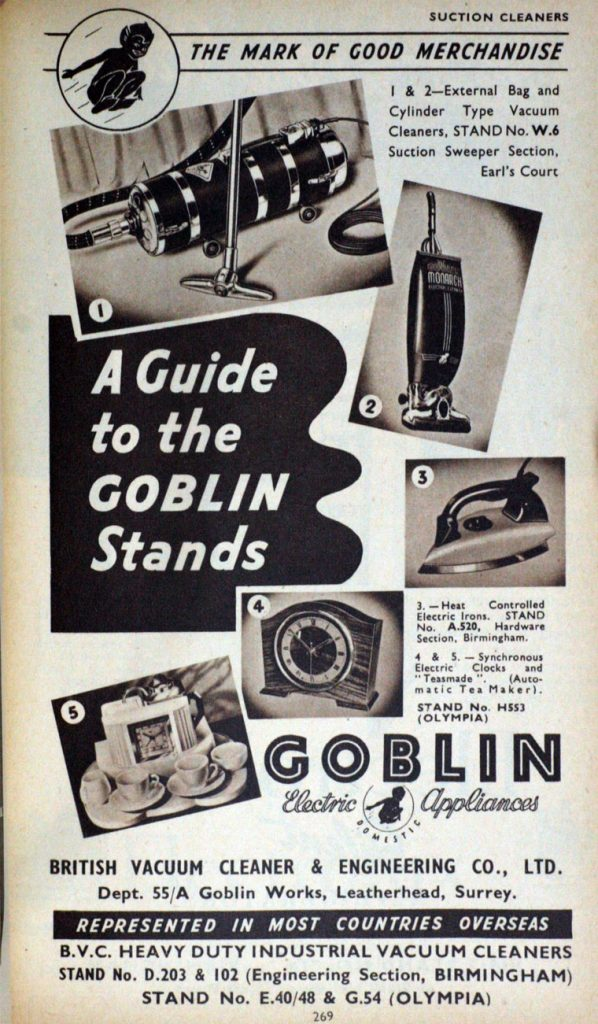 1949 Goblin Products