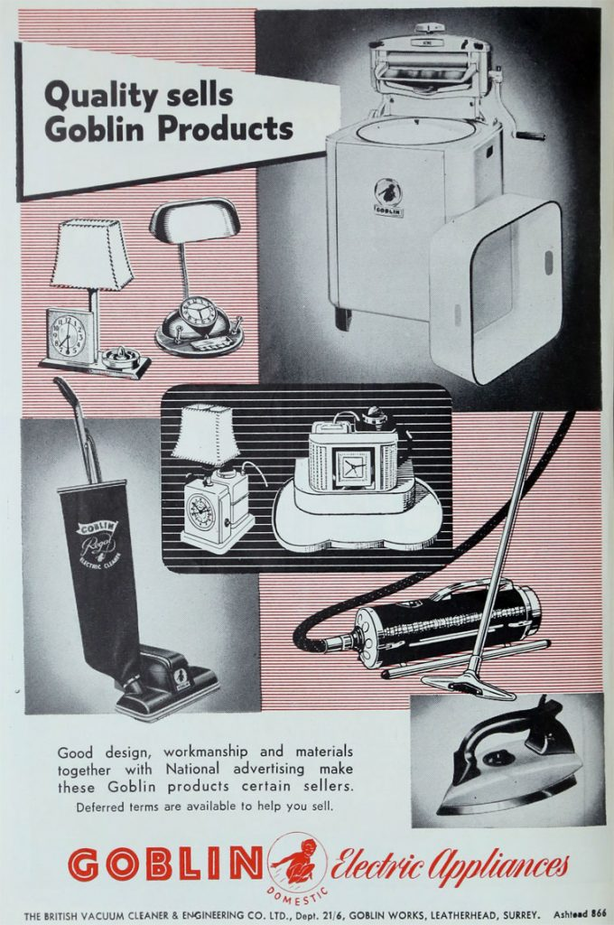 1953 Goblin Products