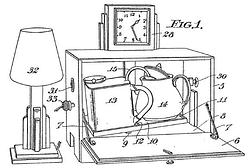 Absolom's Patent Drawings for the 1932 Teesmade