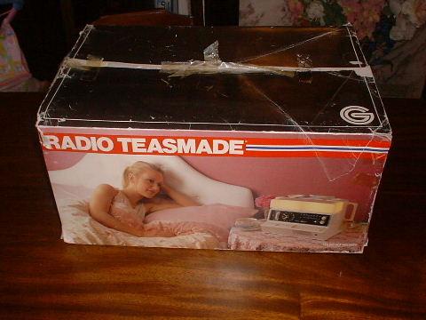 Goblin Teasmade 870 box