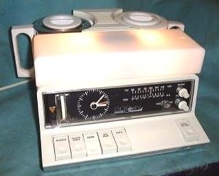 1979 Goblin 870 radio teasmade