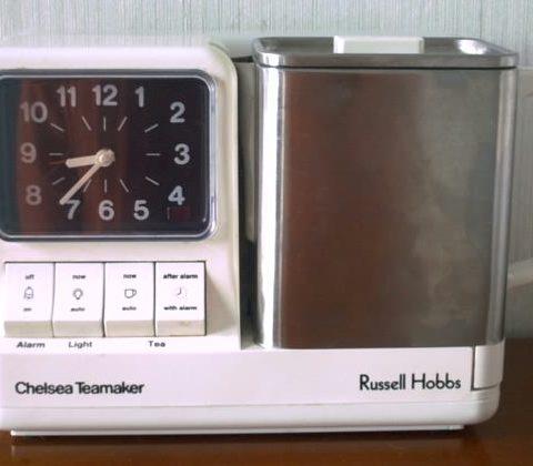 1980 Russell Hobbs Chelsea Teamaker 7106