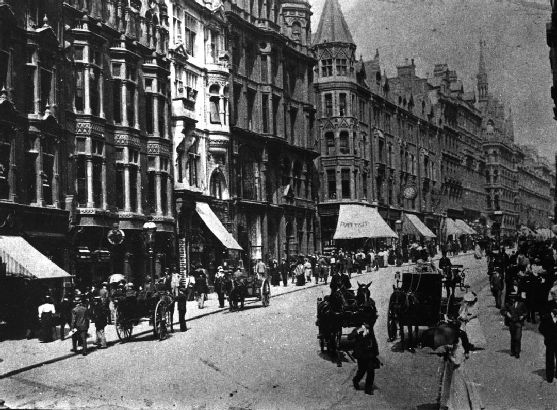 Corporation St Birmingham 1899