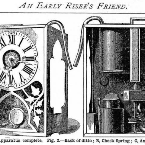 Early Riser's Friend by C Maynard Walker