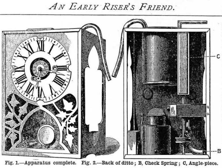 Early Riser's Friend by Charles Maynard Walker