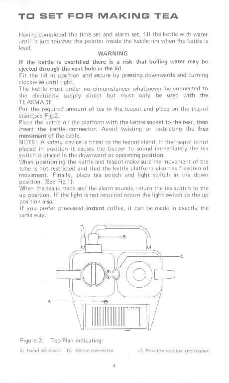 Goblin 834b Instructions