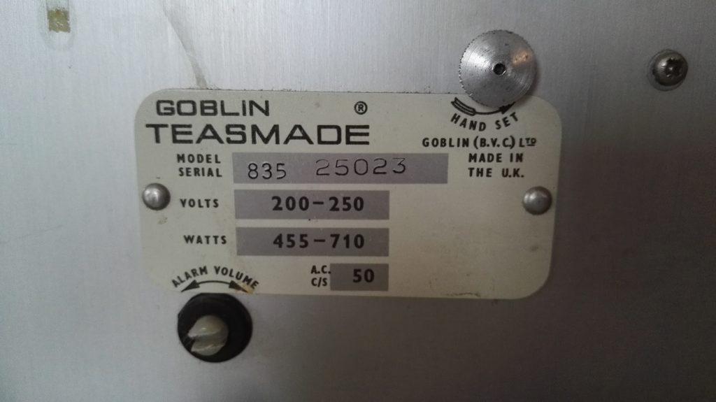 Goblin 835