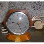 Goblin Clock Pat 571849 and 366710 Model 394