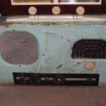 Goblin NAAFI WAAF radio