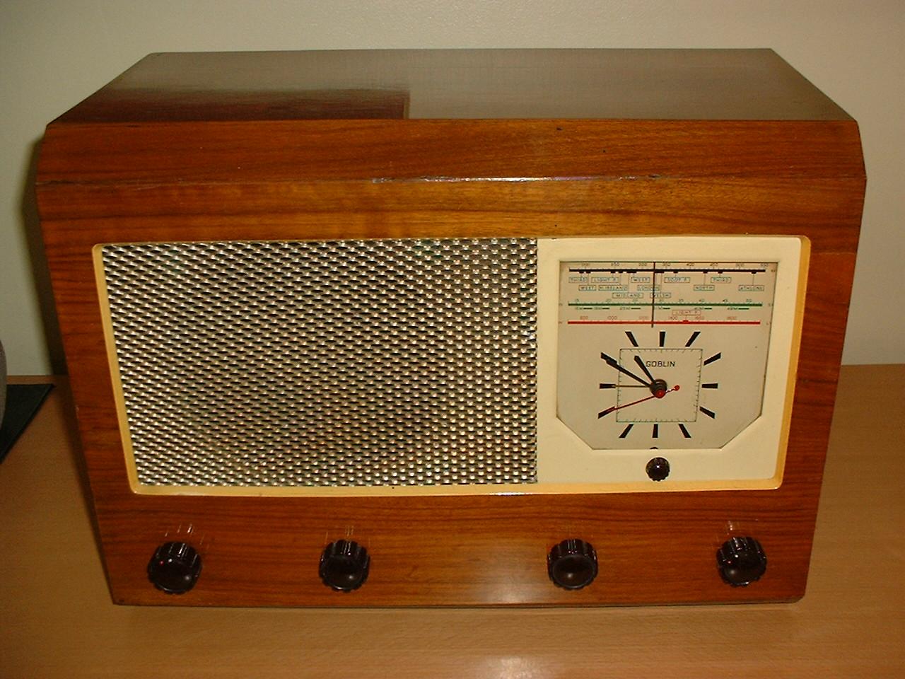 Goblin Timespot Radio 002