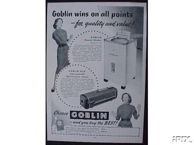 1957 Goblin Products