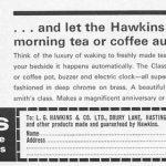Hawkins Classic LGH 5000 Advert