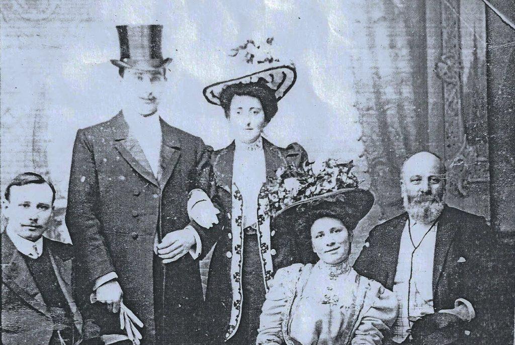 Herbert Karslakes Wedding