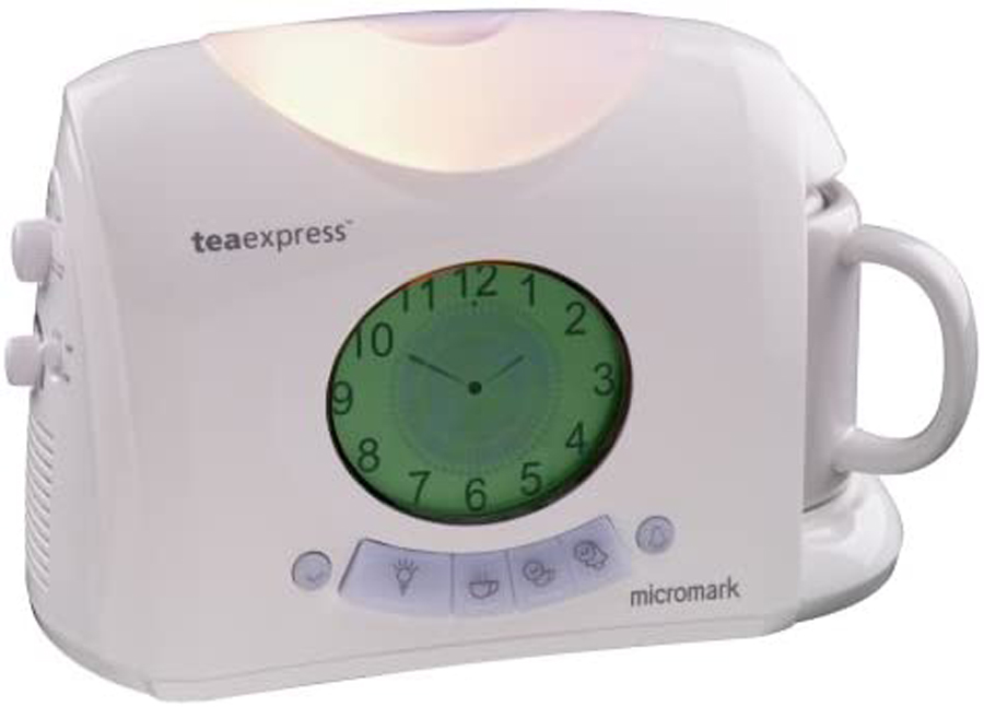 Micromark Tea Express Radio MM52183 2006