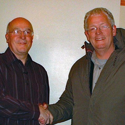 Nigel Farrel and Doug Fennell