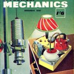 Build a Teasmade Practical Mechanics Nov 1960