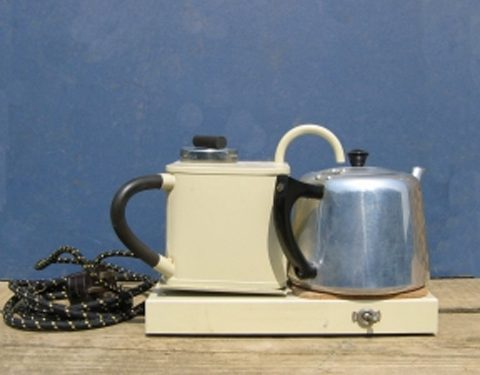 Pifco 1045 with painted kettle
