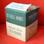 Russell Hobbs 1965 Tea Maker Box