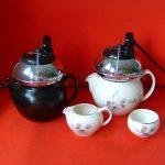 Russell Hobbs 1965 Tea Maker Brown and Clover