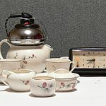 Russell Hobbs 1965 Tea Maker set with Alarm