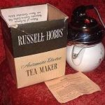 Russell Hobbs 1965 Tea Maker with Box