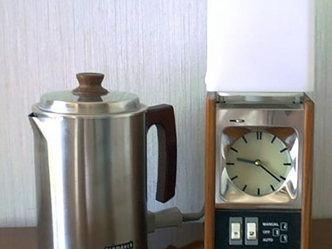 Russell Hobbs 6501 Automatic Electric Teamaker Set 1971