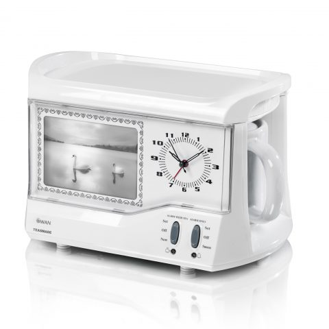 Swan Vintage Teasmade with Photo Frame STM102