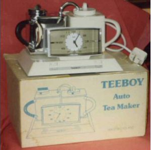 1970's Teeboy Deluxe with box