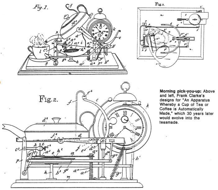 Albert Richardson's Tea Maker 1904