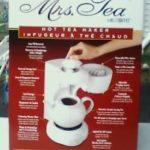 Health-o-Meter Mrs Tea Box