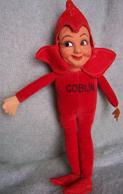 Believed to be a Norah Wellings Pixie for Goblin