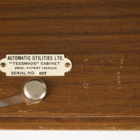 Absolom Utilities Ltd Label
